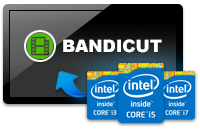 hardware accelerated Intel Quick Sync h.264 encoder