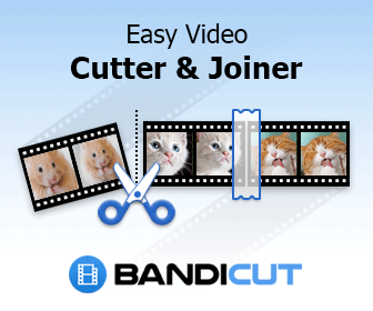 Bandicut - Easy Video Cutter & Joiner