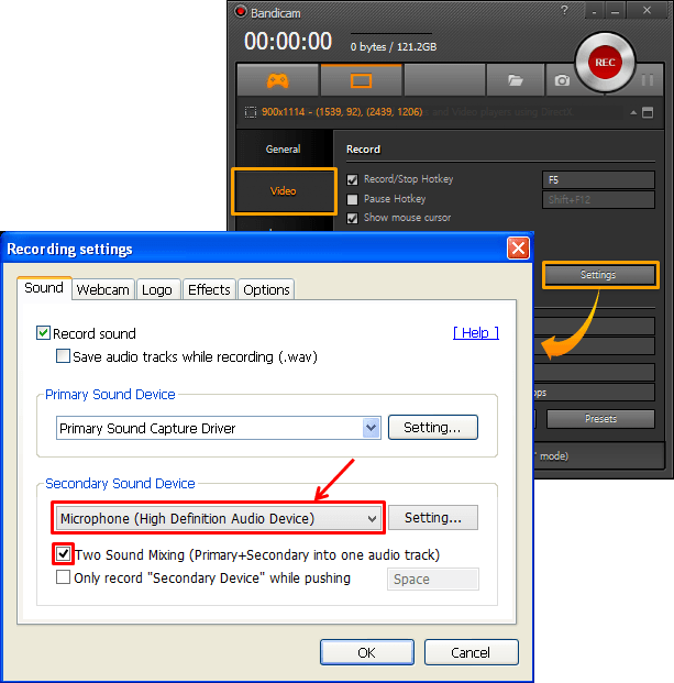How to record your screen with audio (System Audio, Mic)