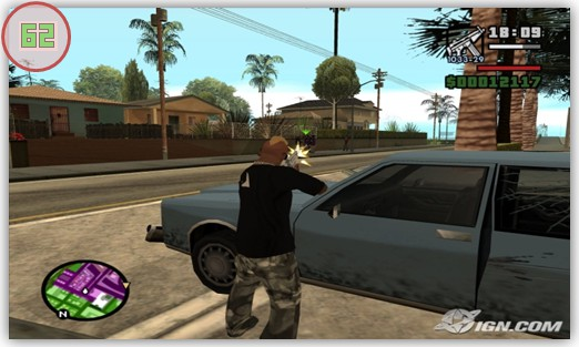 Grand Theft Auto game recording software - Bandicam Game