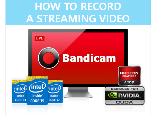 How to record a streaming video, Live stream recording software
