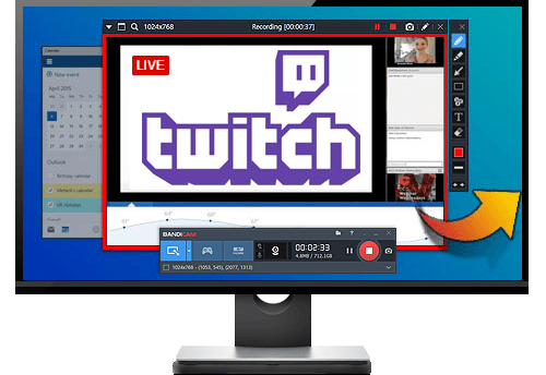 How to record Twitch, Twitch recording software