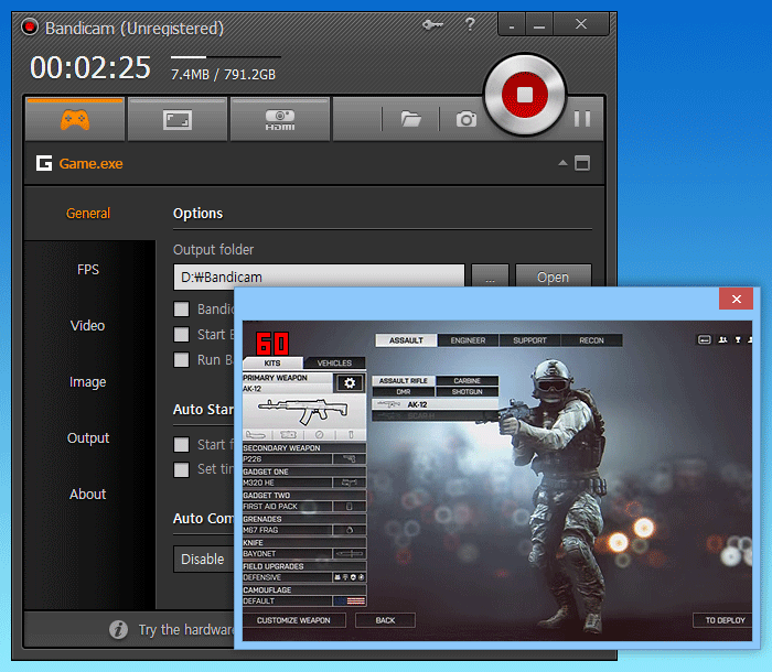 the best free gaming recording software