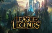 League of Legends game recording, sample video