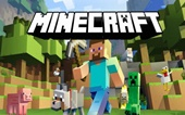 Minecraft game recording, sample video